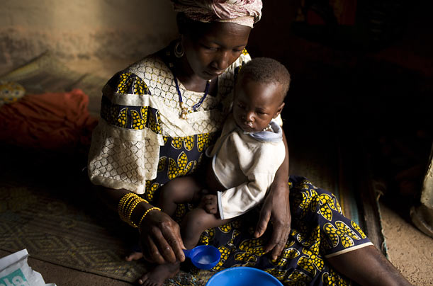 For as long as the residents of Sogola, Mali can remember, death from diarrhea has been a routine part of life in the village. Almost