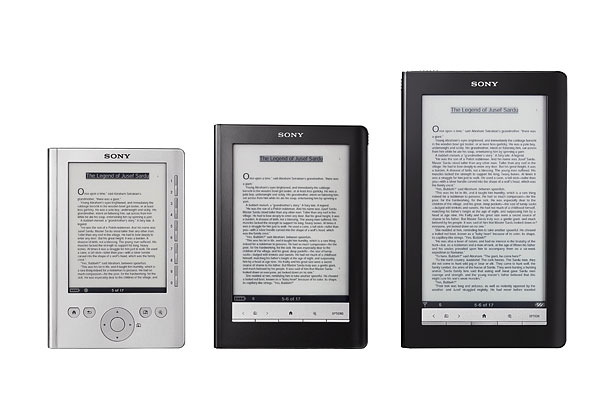 The Latest E-Readers