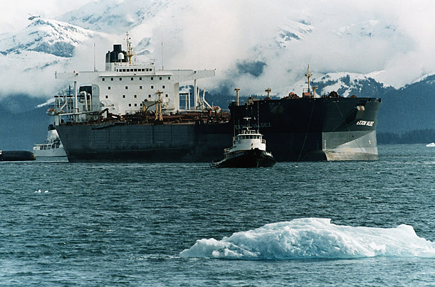 the exxon valdez essay You have not saved any essays on march 24, 1989 the oil tanker exxon valdez struck a reef in alaska's prince william sound this event had the.