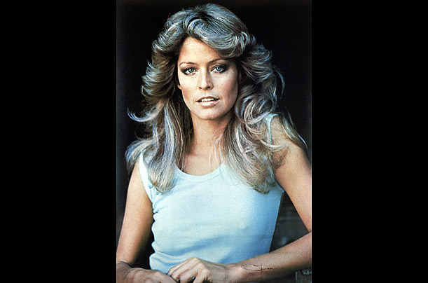 Farrah Fawcett actress cancer charlie's angels 1947 - 2009