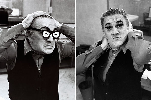 Portraits of a Mad Man