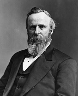 essay on rutherford b hayes