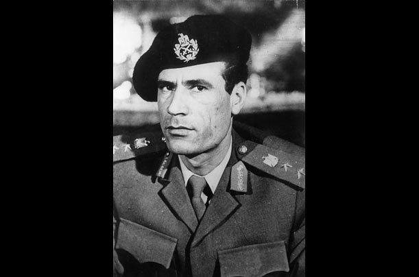 The Quixotic Rise of Libya's Colonel Muammar Gaddafi