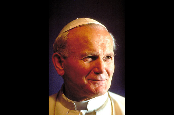 Pope John Paul II Gianni Giansanti The Pope's Photographer A retrospective of the late Italian photographer, who spent thirty years covering the Vatican