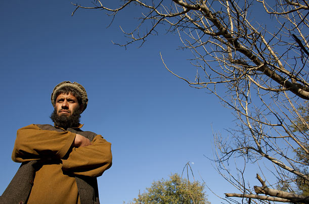 Arrested by the Americans and accused of being a Taliban, Nasim was imprisoned for 4-1/2 years.