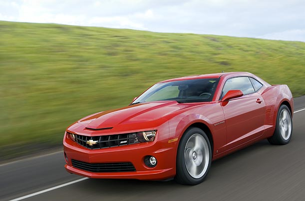 General Motors' 2010 Chevrolet Camaro