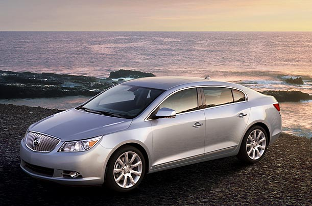 General Motors' 2010 Buick Lacrosse