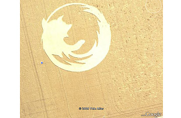 2. Firefox Crop Circles - www.time.com