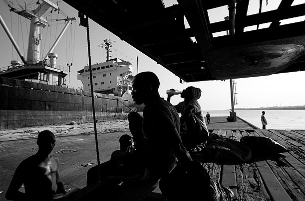 Traffic  The West African nation of Guinea-Bissau has become a key hub for drug traffickers who move cocaine from South America to Europe.