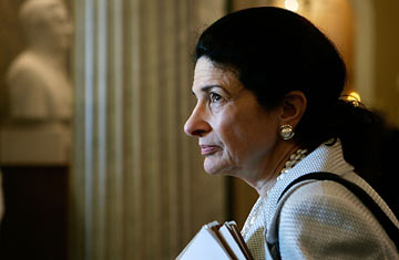Olympia Snowe  Top  Healthcarereform Players  Time Features The Cleveland Clinics Approach To Health Care