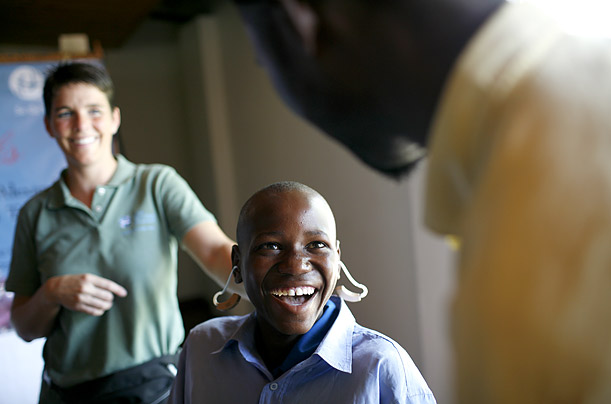 The Gift of Hearing  The Starkey Foundation brings a simple miracle to the Developing World