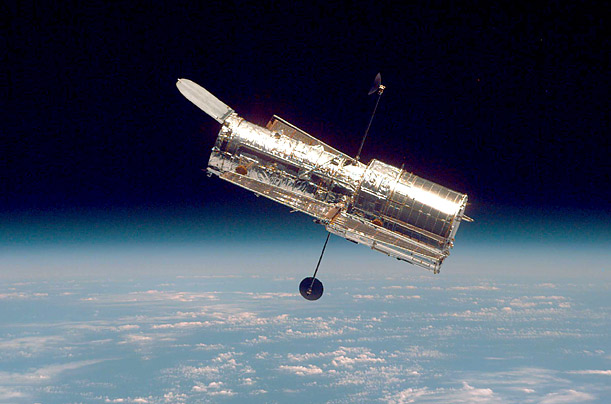 Brief history of the hubble space telescope NASA