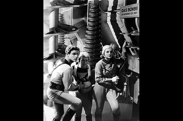 Buck Rogers, 1939