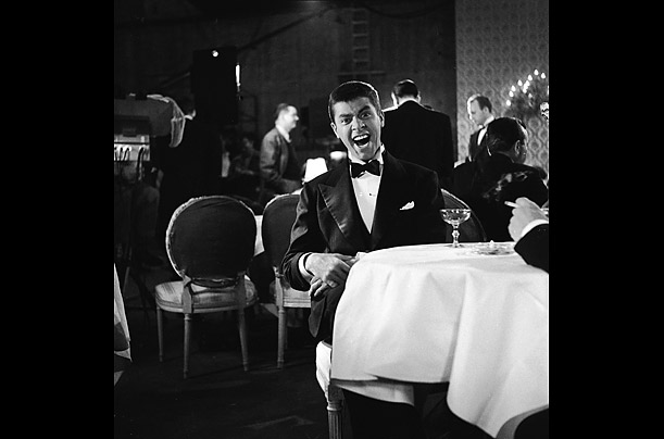 In over 60 years in show business, Jerry Lewis has entertained audiences with his raucous slapstick style of comedy.