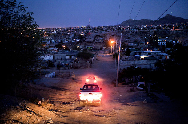 Drug War: The Siege of Ciudad Juarez