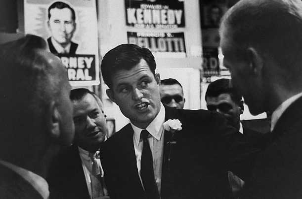 Senator, Edward, Kennedy, Ted, campaign, 1962, special election, senate, obit, death, public servant