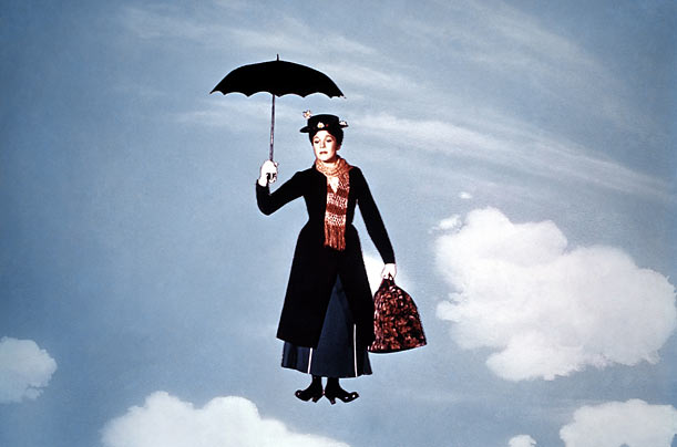 Mary Poppins, 1964