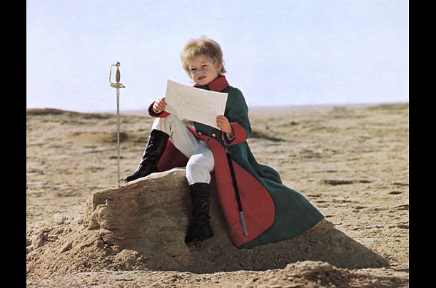 The Little Prince, 1974  Antoine de Saint Exupry's beloved story is recast as a musical in this production directed by Stanley Donen and featuring
