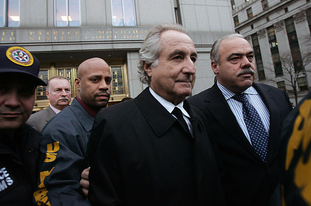 On December 12, 2008, Bernald L. Madoff was arrested by federal agents accusing him of running a multibillion-dollar Ponzi scheme, perhaps the largest in Wall Street's history.