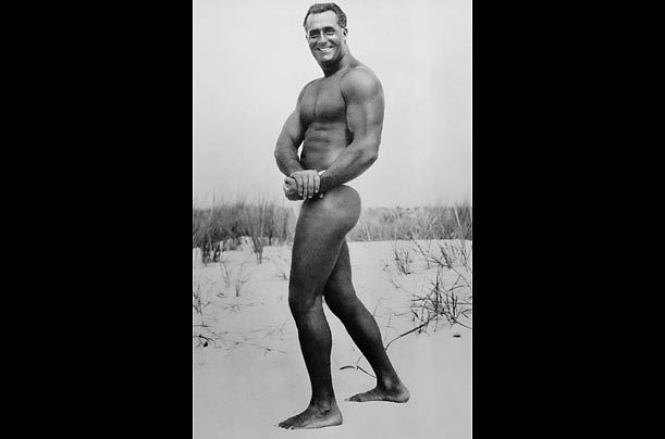 Muscle Man  Competitive bodybuilding dates to the beginning of the century, when sideshow and circus strongmen would stage contests to see who had the best physique.
