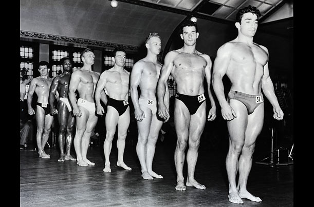 Mr. Universe Begins