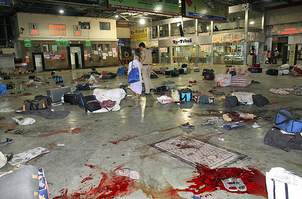 The attack at the station claimed the lives of 58 people.