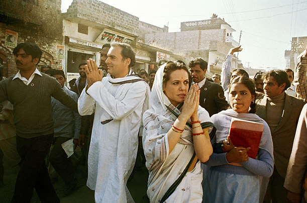 After his brother�s death, Rajiv, who had sought a career as a commercial airline pilot, was thrust into the political limelight because of his mother�s need for someone to carry on the dynastic legacy.