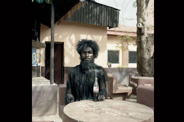 nollywood nigerian film industry from book 'Nollywood' by Pieter Hugo.