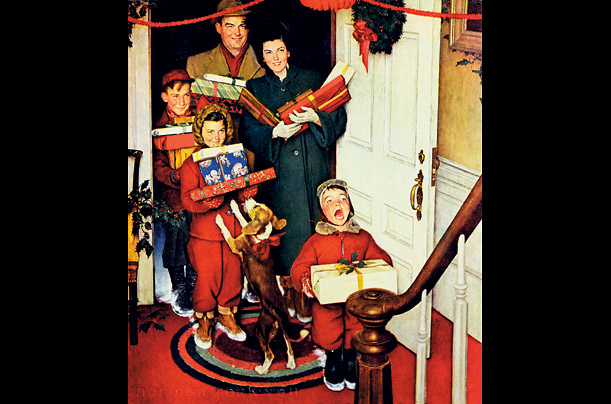 Norman Rockwell: The Photographs Behind the Art