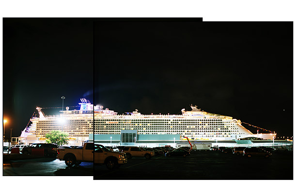 cruise, boat, ship, Oasis, Royal Caribbean, vacation, business, largest, casino, pool, theater, broadway, garden