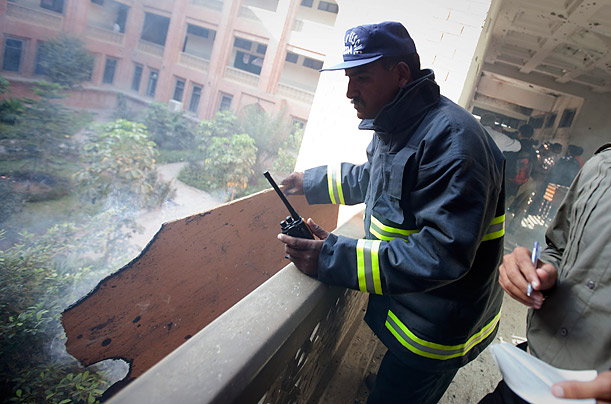Suicide Bombs in Islamabad
