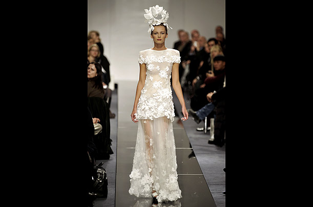 fashion haute couture france spring summer 2009 paris valentino jean paul gaultire christian dior givenchy armani chanel christian lacroix