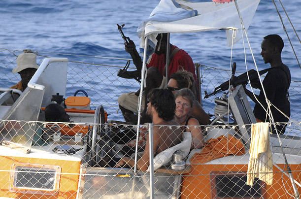 Fighting the Somali Pirates French and US forces stage two dramatic hostage rescues somalia