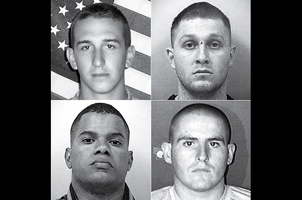 A String of Murders  Since 2007, eight men all of them form a single 500-man 4th Infantry battalion nicknamed