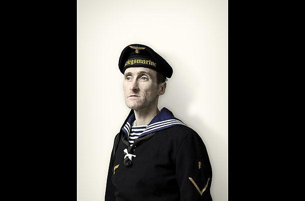 Jim Naughten's Photos of World War Re-Enactors