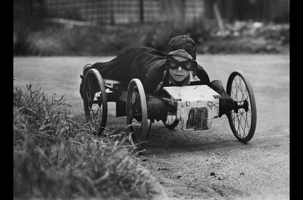 A soapbox racer is a gravity powered, motorless car of simple construction. Originally made with discarded wooden soap crates