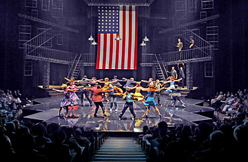 west side story essays View this essay on west side story like all musical films the west side story relates to a production where the characters sing songs and sometimes dance too.