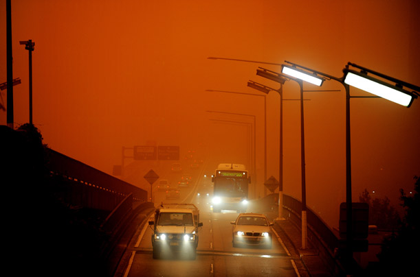 Australia Engulfed by Dust Storms