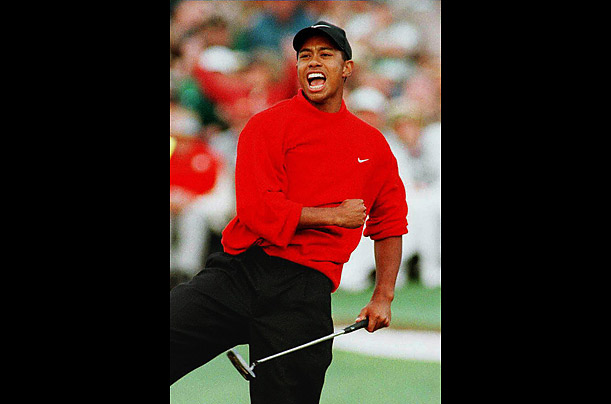 Tiger Woods' Winning Moves