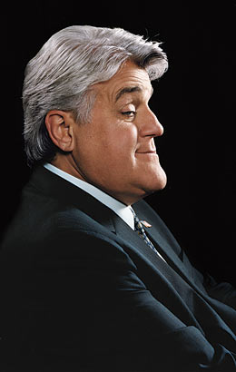 jay leno comes to south park