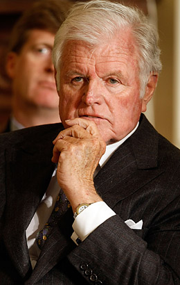 I need help writing and essay on Ted Kennedy!!!!?