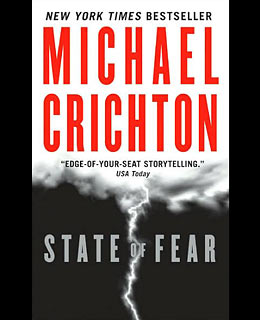 We posted this well-known presentation by Michael Crichton a year ago ...