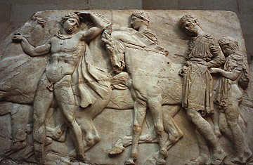 The Elgin Marbles Top 10 Plundered Artifacts Time
