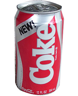 introducing the new coke 2018-1-11  good news, millennials: diet coke is introducing four new flavors that are sure to tickle your taste buds at least that's what coca-cola is hoping starting in two weeks, you can buy diet coke in ginger lime, feisty cherry, zesty.