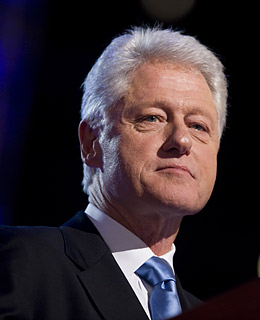 bill clinton rhodes essay