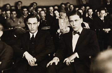 leopold and loeb essay The leopold and loeb case of 1924 essay 1374 words | 6 pages the leopold and loeb case of 1924 is nationally recognized to be the first of its kind it was a crime committed by two wealthy teenage boys, richard leopold and nathan loeb, who committed murder with what seemed like no motive at all.