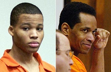 Lee Boyd Malvo and John Allen Muhammad