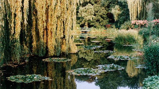 Paris City Guide Giverny