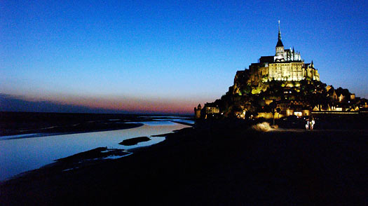 Paris City Guide Mont St. Michel