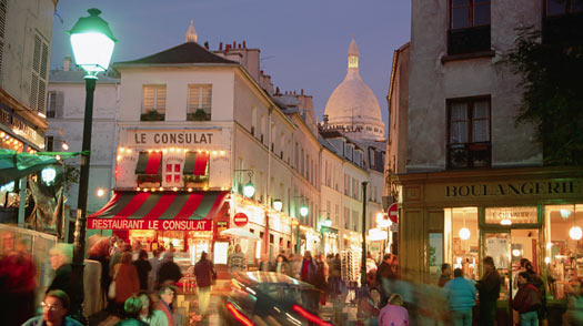 Paris City Guide Montmartre Walk